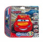 Drawing Giga Block 5 In 1 Cars