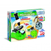MY FIRST MICROSCOPE- science & play  (RO)