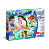 100 EXPERIMENTS- science & play (RO)