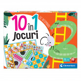 BOARD GAME 10IN1 GAMES (RO)