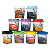 Single Dough Pot 4oz Cars-Assorted